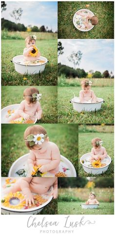 6 month pictures baby girl milk bath 7 months sunflower little kid childhood photography kids photography baby photography fall colors floral headband chelsealuskcom 6 Month Pictures, 6 Month Baby Picture Ideas, Baby Girl Pictures, Monthly Pictures, Children Pictures, Summer Baby Pictures, Family Pictures, Family Photo Shoot Ideas, Fall Newborn Pictures