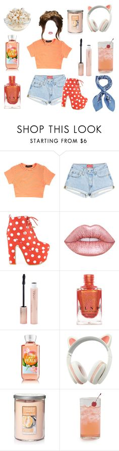 """Into the light 🍑"" by violenceinsilence ❤ liked on Polyvore featuring Iron Fist, Forever 21, Yankee Candle, Sur La Table and Manipuri"
