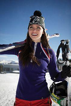 Neve Fall 2012 Sarah Retro Ski Sweater www.nevedesigns.com