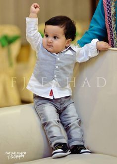 Fahad Jillani Photography Kids Wear Boys Kurta Ethnic Baby Boy