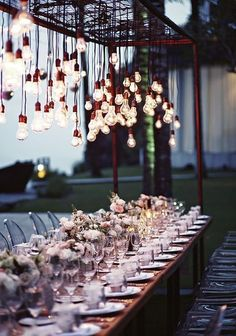 Industrial style is everywhere because it's one of the hottest trends now, and getting married in industrial venues is also a super hot trend today. It's very contrasting...