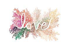 Love Wall Art Prints by Kelly Ventura | Minted
