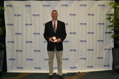 2014 #PCASA Football Coach of the Year - Tommy Lewis from Victory Christian Academy