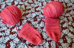 Mari Knits Socks--toe-up two at a time