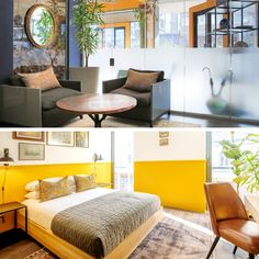 Get to know the beautiful CBD of the Mother City while staying in a carefully decorated boutique hotel. Hotel Lounge, Queen Size Bedding, Modern Bedroom, Ground Floor, Floor Chair, Magic, Boutique, City, House