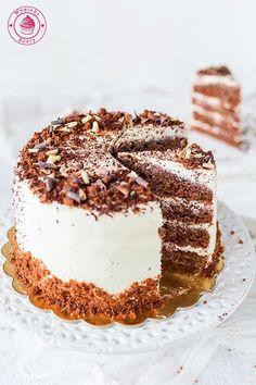 Tiramisu, Ethnic Recipes, Sweet, Food, Cakes, Pictures, Mascarpone, Essen, Cake