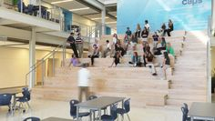 What Schools Can Learn From Google, IDEO, and Pixar The country's strongest innovators embrace creativity, play, and collaboration -- values that also inform their physical spaces.