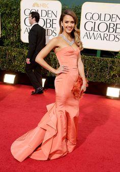 Golden Globes las mejor y las peor vestidas oscar de la renta