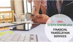 Bhasha Bharati is providing financial translation services in all commercial languages.  #financialtranslation #translation #finance #bhashabharati