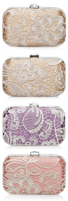 clutch for outdoor wedding reception. to fit in mobile for instant wedding update! :D