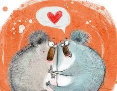 "Susan Batori / Check out new work on my @Behance portfolio: ""Love"" http://be.net/gallery/35830417/Love"