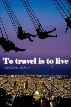 Let's travel! <3