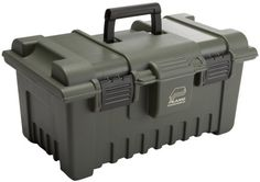 Plano Shooters Case With Gun Rests (X-Large) - http://www.airrifleforsale.com/plano/plano-shooters-case-with-gun-rests-x-large-2/ - The Plano Shooters Case offers all-in-one convenience and sturdy construction for rifle maintenance at home and in the field. Big enough to hold all your cleaning supplies, the Shooters Case is additionally equipped with a staggered yoke system that holds your rifle securely for cleaning. The hard-bodied case features a lift-out tray with a handl