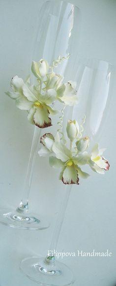 Clay Flowers, DECO, / Полимерная глина, Керамическая флористика --Oksana Filippova--vk.com/id75972010