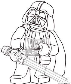 Print Lego Star Wars Darth Vader Coloring Pages Star Wars Coloring Sheet Star Wars Colors Lego Coloring Pages