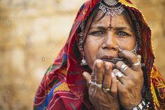bindi stock photos - OFFSET