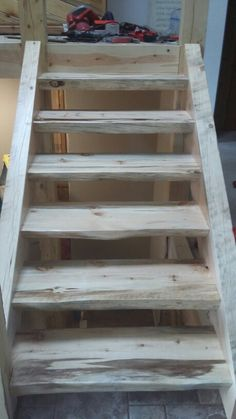 Best Live Edge Tread Stair By Nk Woodworking You Can Find 640 x 480