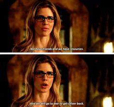 Arrow - Felicity Smoak #3x20 #Season3