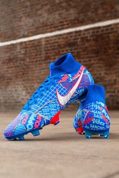 """Sancho sauce 🔥 Available now: Sancho """"SE11"""" Mercurial Superfly — Tap to shop Jaden Sancho's first signature @nike Football boot, inspired by the rising star's London roots. — #soccerdotcom #nikefootball #nike #mercurial #sancho"""