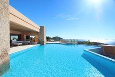 Luxury Villa in Can Rimbau/Jesus, Ibiza  Villa in Can Rimbau/Jesus Bedrooms: 6  Bathrooms: 7  Occupancy:12 Floor Area:700m2 Price: €40.100-€52.500 per week  info@bookmylifestyle.com www.bookmylifestyle.com
