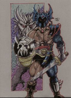 Warduke by MonsterIslandStudios.deviantart.com on @DeviantArt