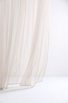 Colours Beige Sheer Tulle Curtains Save Money While You Survive the Heat Staying coo Tulle Curtains, White Curtains, Tulle Fabric, Aesthetic Backgrounds, Aesthetic Wallpapers, Stoff Design, Iphone Design, Beige Aesthetic, Aesthetic Pictures