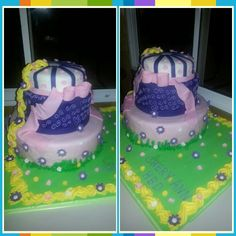 Tangles cakes