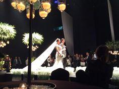 My friend's wedding! ①