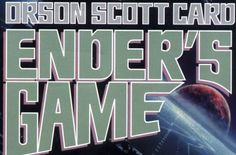 'Ender's Game' authored by Orson Scott Card
