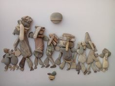 nizar-ali-bahr-refugies-1 Les pierres de l'artiste syrien Nizar Ali Badr