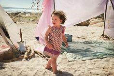 Junior Loves: Monsoon Children spring summer 2014, Beach Style