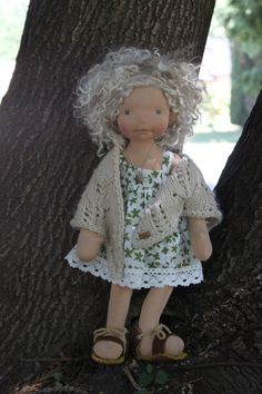 "A walk through the woods- Outfit for 20"" doll"