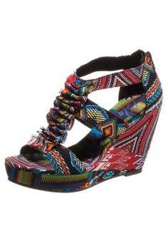 Blowfish TACITA - High heeled sandals - multicoloured - Zalando.co.uk
