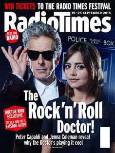 Doctor Who season 9: Steven Moffat's episode guide