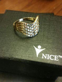 Colleccion Nice 4 baños de oro de 18 kilates #9 #NICEUSA Jewerly&Accesories  #