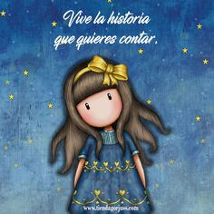 Vive la historia que quieres contar ¡¡Feliz miércoles!! @tiendagorjuss.com #gorjuss #frasesgorjuss #felizmiercoles #felizdia #frases #frasedeldia #tiendagorjuss