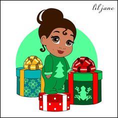 - lil' Jane (Жанна) - Christmas pajamas 🎄🎁❄️ Who is your favourite? Christmas Pajamas, Christmas Gifts, Instagram Artist, Artist Art, Your Favorite, Family Guy, Photo And Video, Instagram Christmas, Merida