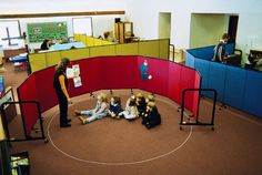 Child Care Space Dividing