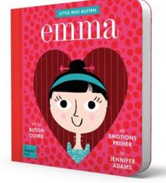 Emma Baby-Lit Board Book