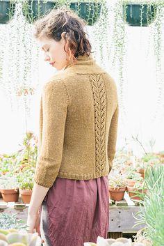Ravelry: Marigold Cardigan pattern by Cecily Glowik MacDonald