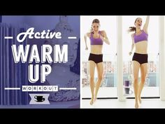 Active Warm Up | Lazy Dancer Tips - YouTube