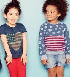 Kids' inspiration: Fourth of July 2014