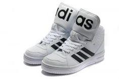 timeless design 03526 c44c3 Buy Latest Listing Adidas X Jeremy Scott Instinct Hi Shoes White Basketball  Shoes Shop