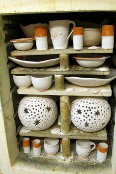 hauptsache keramik: Rein und raus