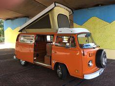 Volkswagen T2b Westfalia campmobile latebay