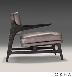 Miles Armchair by OKHA Design & Interiors