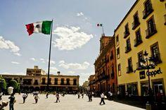 Plaza Principal, Leon, Gto.  Mexico