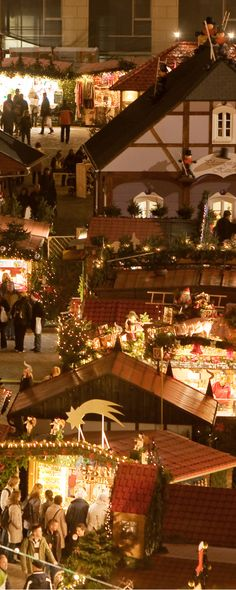 Christmas market in Germany. Christmas Markets Europe, Christmas Travel, Magical Christmas, Merry Christmas And Happy New Year, Beautiful Christmas, Winter Christmas, Christmas Time, Christmas In Germany, Places In Switzerland