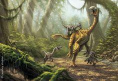 GIGANTORAPTOR   Gigantoraptor