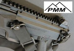 """Parker Mountain Machine is proud to offer a low cost and easyQuickdisconnect sling mount for your CZ Scorpion EVO 3S1pistol orriflethat eliminates the need for a sloppy Mash Hook or """"KeyRing"""" style Sling mount.CNC'd in-houseout of 6061 aluminum then hardcoated per military standards these QD Sling mountsare a low cost simple way to improve your operating functions for yourCZ Scorpion EVO 3S1 Pistol or rifle.Product Features:Finished in a 8625 type 3 class 2 industry s..."""